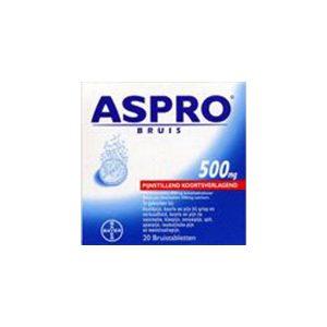 Aspro Bruistabletten A 20 Stuks