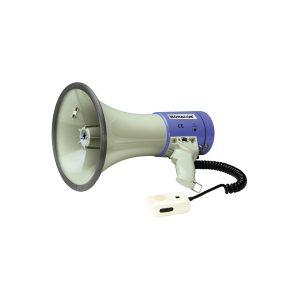 Megafoon TM-27 25W Met Handmicrofoon Excl Batterijen